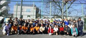第4回渋谷ハチ公杯ペタンク大会